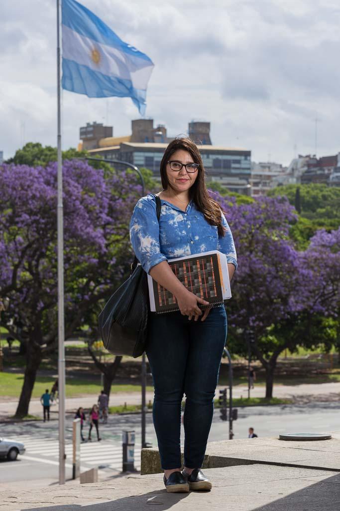 fotografía retrato de Marco Guoli, para la revista Epoca de Brasil