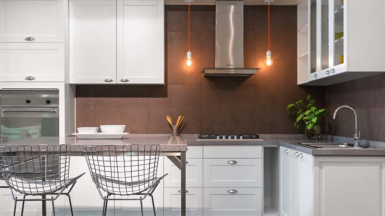 Muebles de cocina Domi retratados por un Fotógrafo de Arquitectura de interiores, Buenos AIres, Argentina