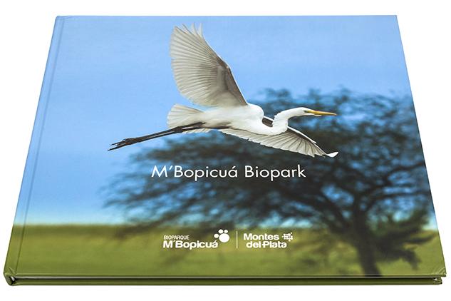 Libro fotográfico Bioparque M'Bopicuá, Uruguay