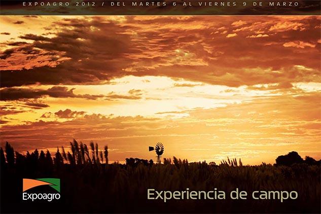 Carpeta Expoagro Baradero con fotos en alta resolución del campo argentino de Marco Guoli