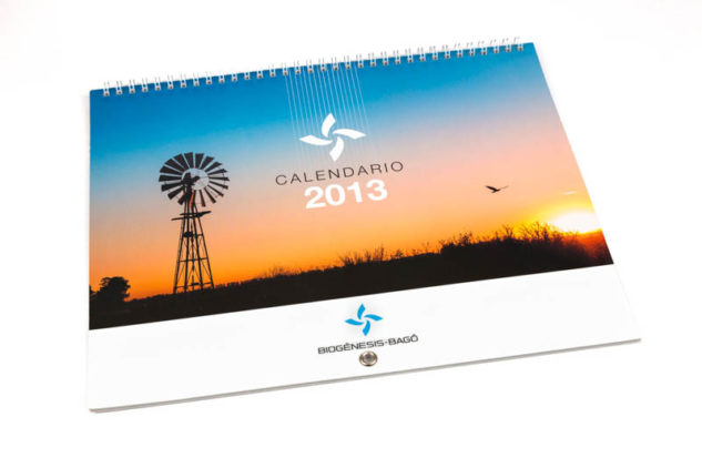 Calendario corporativo Biogénesis-Bagó