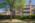 Fotografía de la arquitectura exterior de un complejo residencial en San Isidro, Argentina