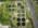 Foto aérea de arquitectura de una planta potabilizadora de agua, Aldo Bonzi, Argentina
