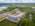 Foto aérea con drone del complejo Venice, Tigre, Argentina