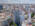 Foto aérea con drone de arquitectura de la Torre Soul, Buenos Aires, Argentina