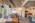 Fotografía de la arquitectura interior de una empresa de coworking, Buenos Aires, Argentina