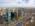 Fotografía aérea de una empresa financiera, Buenos Aires, Argentina