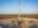 Foto aérea con drone de una empresa de servicios petroleros, Mendoza, Argentina