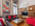 Foto interiorismo de un living de una propiedad en Argentina