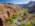 Fotografía aérea de un paisaje en la provincia de Mendoza, Argentina