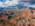Fotografía aérea de un paisaje En la provincia de La Rioja, Argentina