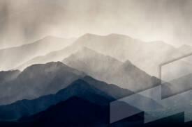 Imagen de un paisaje de Argentina en la provincia de Salta